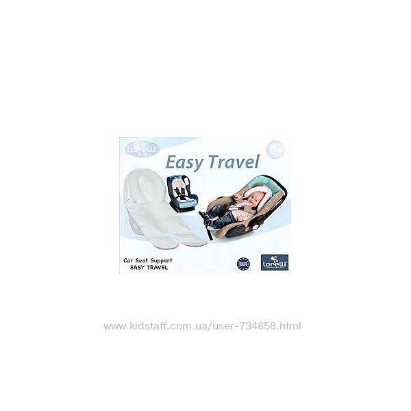 Вкладыш матрасик в автокресло для новорожденных Easy Travel