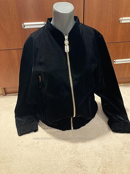 Шикарная курточка-ветровка L