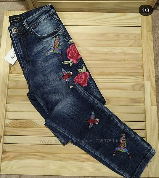 Шикарные джинсы 28 размер