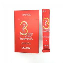 Восстанавливающий шампунь с керамидами Masil 3 Salon Hair CMC Shampoo 8 мл