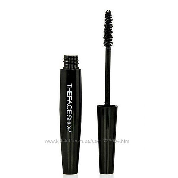 Тушь для ресниц The Face Shop mascara 1 удлинение и подкручивание