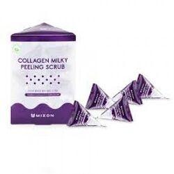 Скраб для лица Mizon Collagen Milky Peeling Scrub