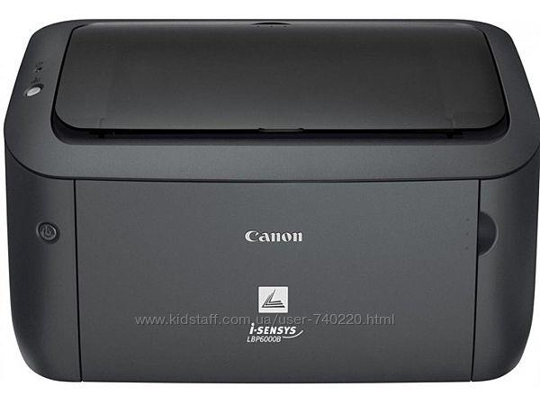 Новый лазерный принтер Canon 8468B006 i-Sensys LBP6030B