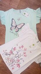 Летние футболки с фатином Смил Smil по супер цене 152,158р. футболка Сміл