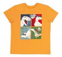 Летние футболки Бемби ФБ803 большой выбор 104-146р. Бембі ФБ803