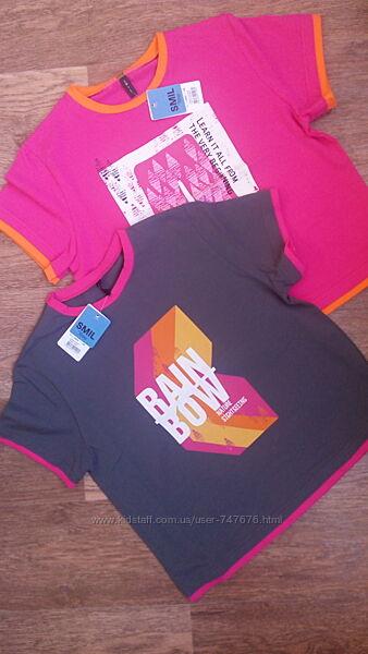 Летняя футболка Смил Smil 152-164р. футболка Сміл  артикул 110647