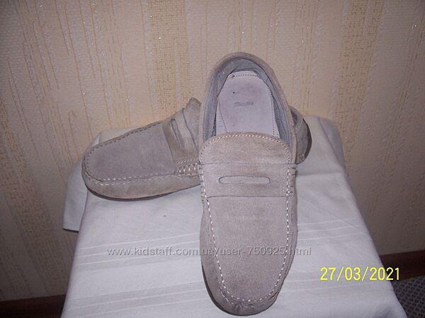 мужские туфли лоферы Bata