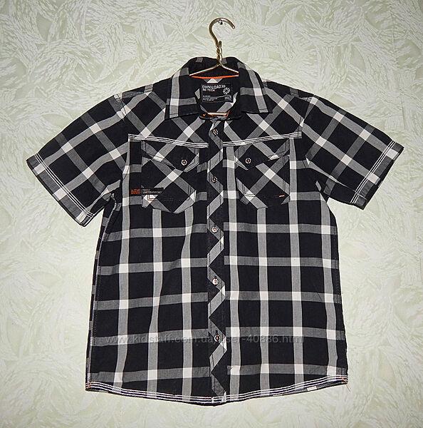 Рубашки для мальчика 10-12 лет