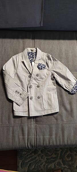 Продам новый детский пиджак Street Gang на 2-3 года