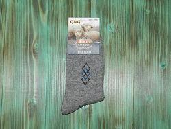Шкарпетки вовняні термо GNG