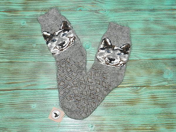 Шкарпетки з ангорського козячого пуху