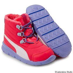 Зимние ботиночки PUMA р. 26 по стельке 17 см