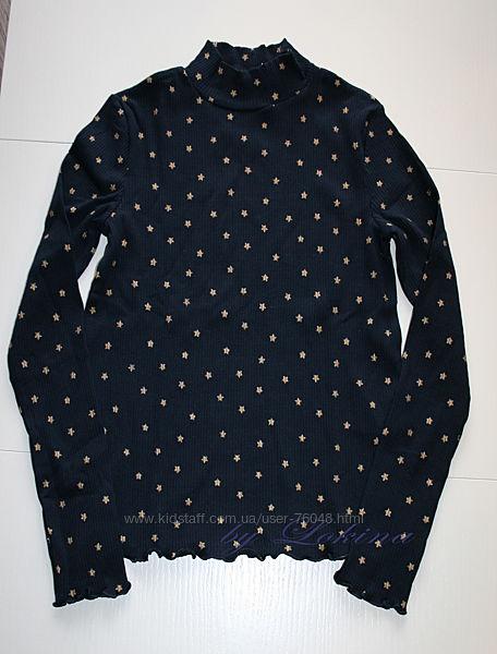 Модные водолазки рубчик для девочек Франция