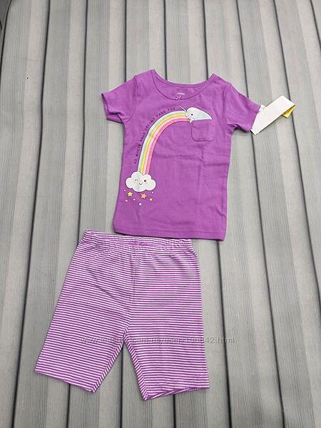 Пижама летняя домашний костюмчик Картерс Carter&acutes