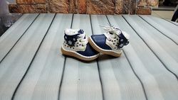 Ботинки пинетки на меху