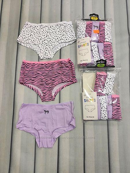 Трусики - шорты для девочек