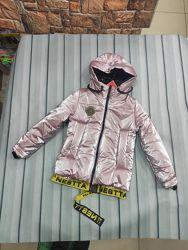 Демісезонна куртка на дівчинку VANESSA