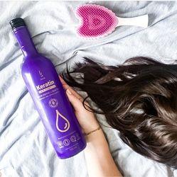 Жидкий Кератин, витамины для волос, от выпадения, доя роста. Duolife.