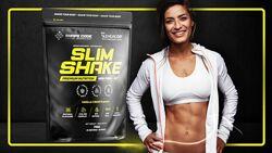 Slim Shake, коктейль для похудения, растительный протеин. ЧИТАЙ акцию