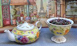 Чай Медовая липа. Старославянские травники.