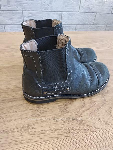 Шкіряні черевики для хлопчика 28 розмір Lands&acuteEnd