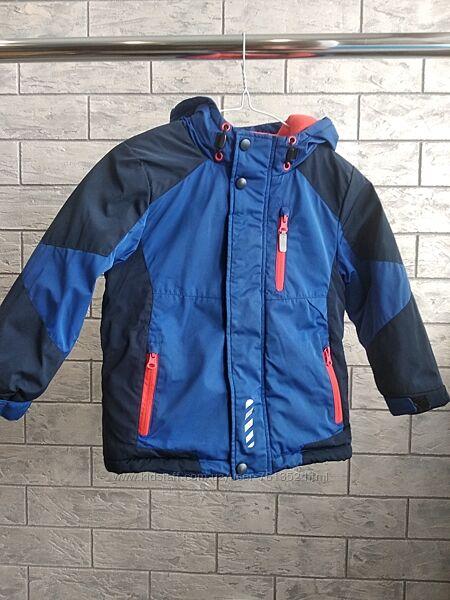 Куртка зима nutmeg для хлопчика 4-5 років