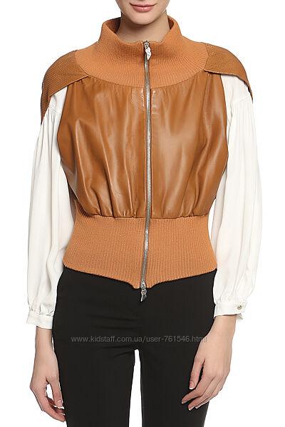 Oblique люкс эксклюзивная курточка кожа новая