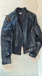 Justor италия Кожаная куртка С-М