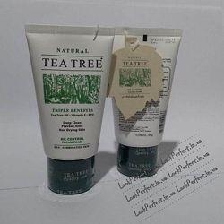 Пенка для умывания с маслом чайного дерева Tea Tree oil control facial foa