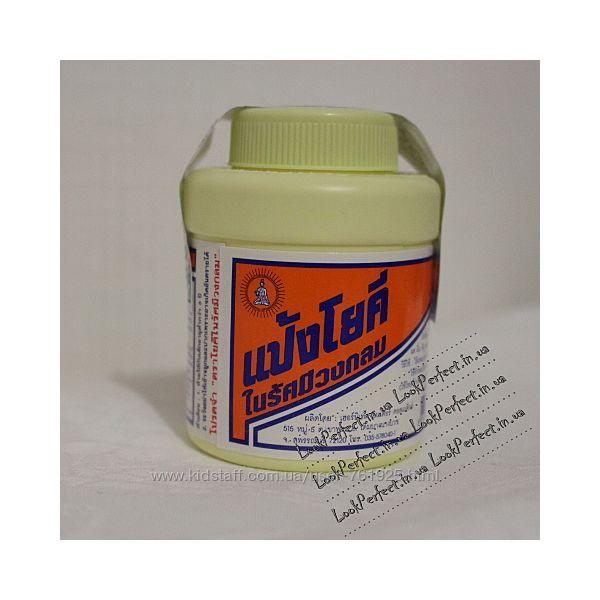 Антибактериальный тальк для тела Yoki Radian Powder