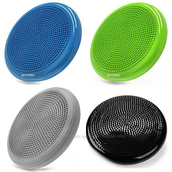 Балансировочная подушка массажная, балансировочный диск для фитнеса