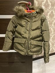 Курточка Zara 6-7 лет