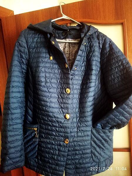 Курточка женская р. 56