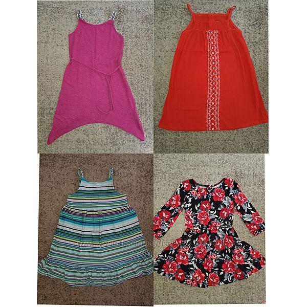 Пакет платье - сарафан Crazy8 OldNavy ChildrensPlace на 5 лет