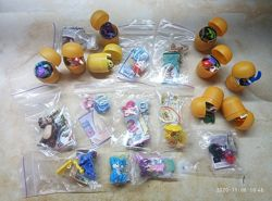 Продам или обменяю игрушки из киндер -  сюрпризов обновила на 06.11.2020