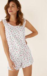 Жіноча піжама  для сну шорти майка Women&acutesecret качественная пижама