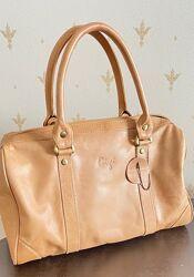 Сумка женская брэндовая шкіряна сумка gigi Италия