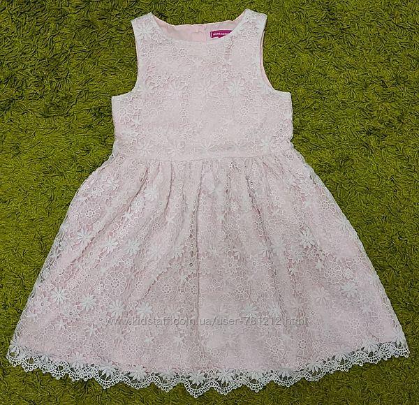 Нарядное платье Young Dimension 122 см.