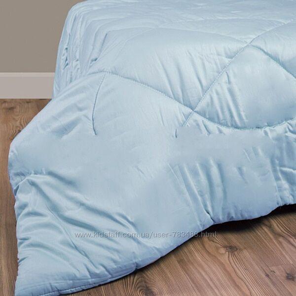 Одеяло стёганое бязь/силикон Тм Ярослав повторное, двойное, евро размер