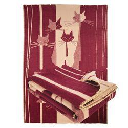 Одеяло из шерсти мериноса 140х205 см, 170х205 см, 190х205 см