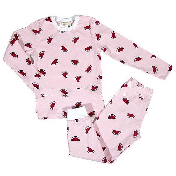 Пижама детская интерлок для девочки Арбузик 92 - 146 см
