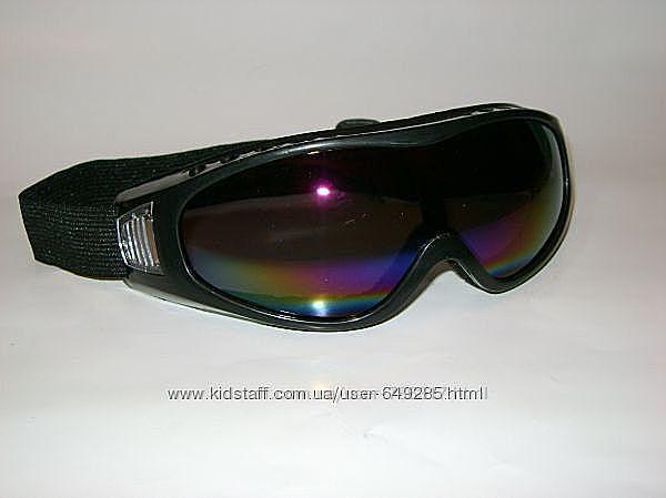 Очки лыжные для подростков