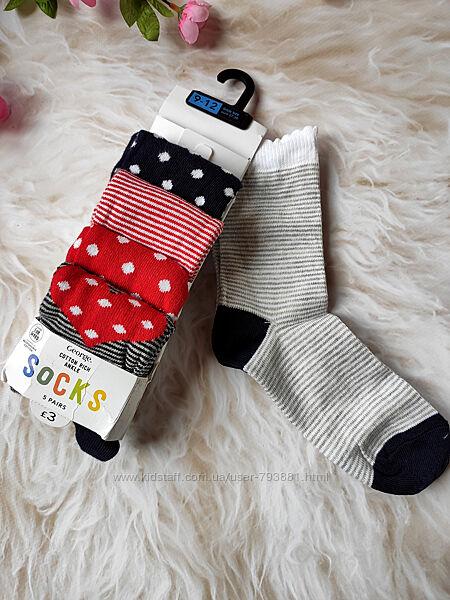 Носки на девочку george англия