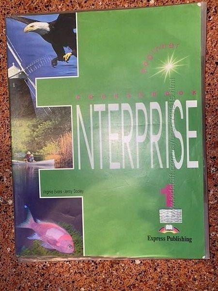 Enterprise 1 Beginner, Coursebook  Учебник