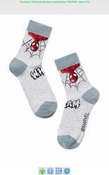 Conte, дюна детские носки х/б spiderman и др