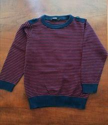 Джемпер свитер George 2-3 года хлопок