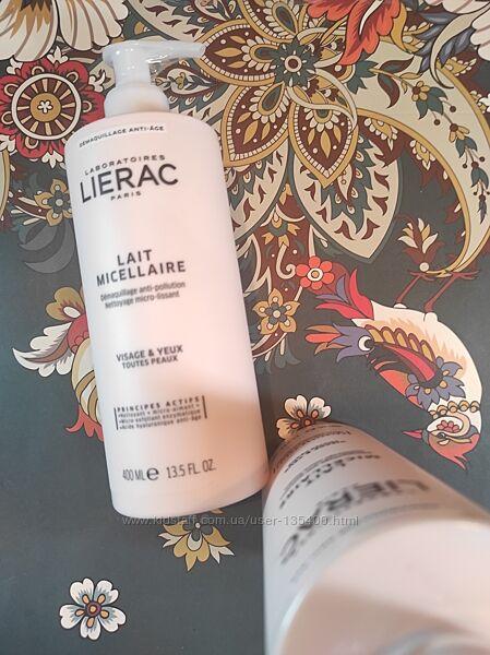 Мицеллярное молочко для снятия макияжа Lierac Micellar Milk