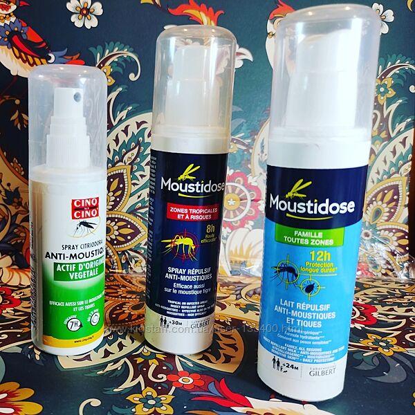 Репеллент, Спреи и Лосьоны от комаров и клещей
