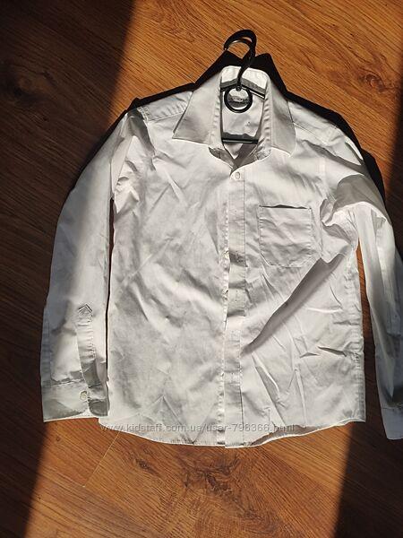 Рубашка школьная M&S