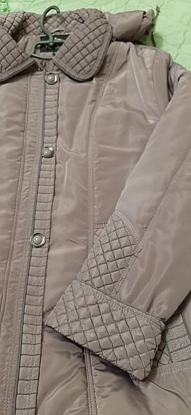 Курточка на весну осень 56 размер
